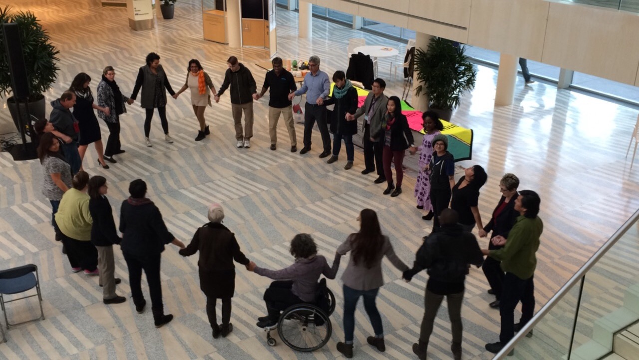 John Humphrey Centre for Peace and Human Rights (JHC) - Open Circle