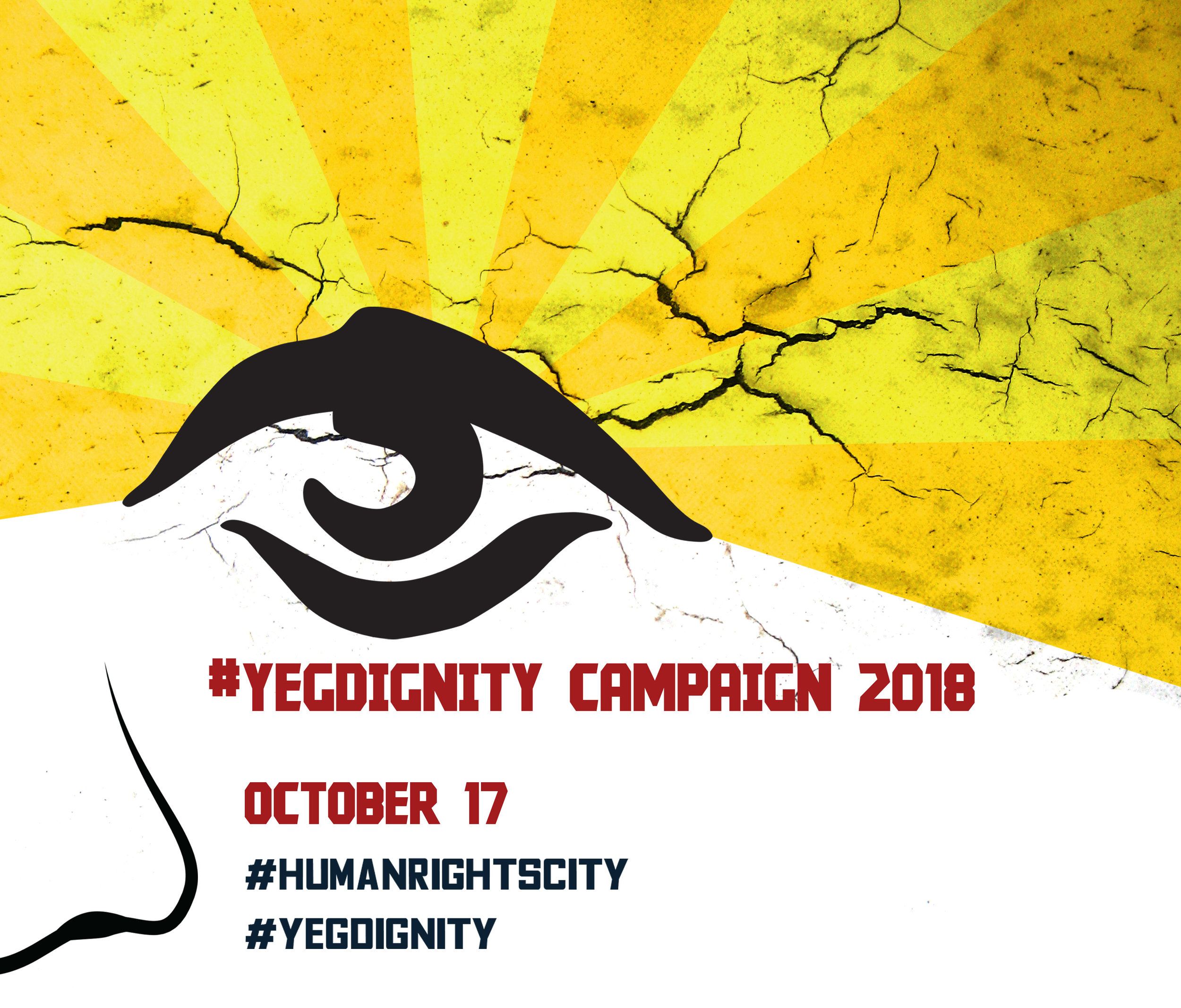 #YEGDignity Campaing