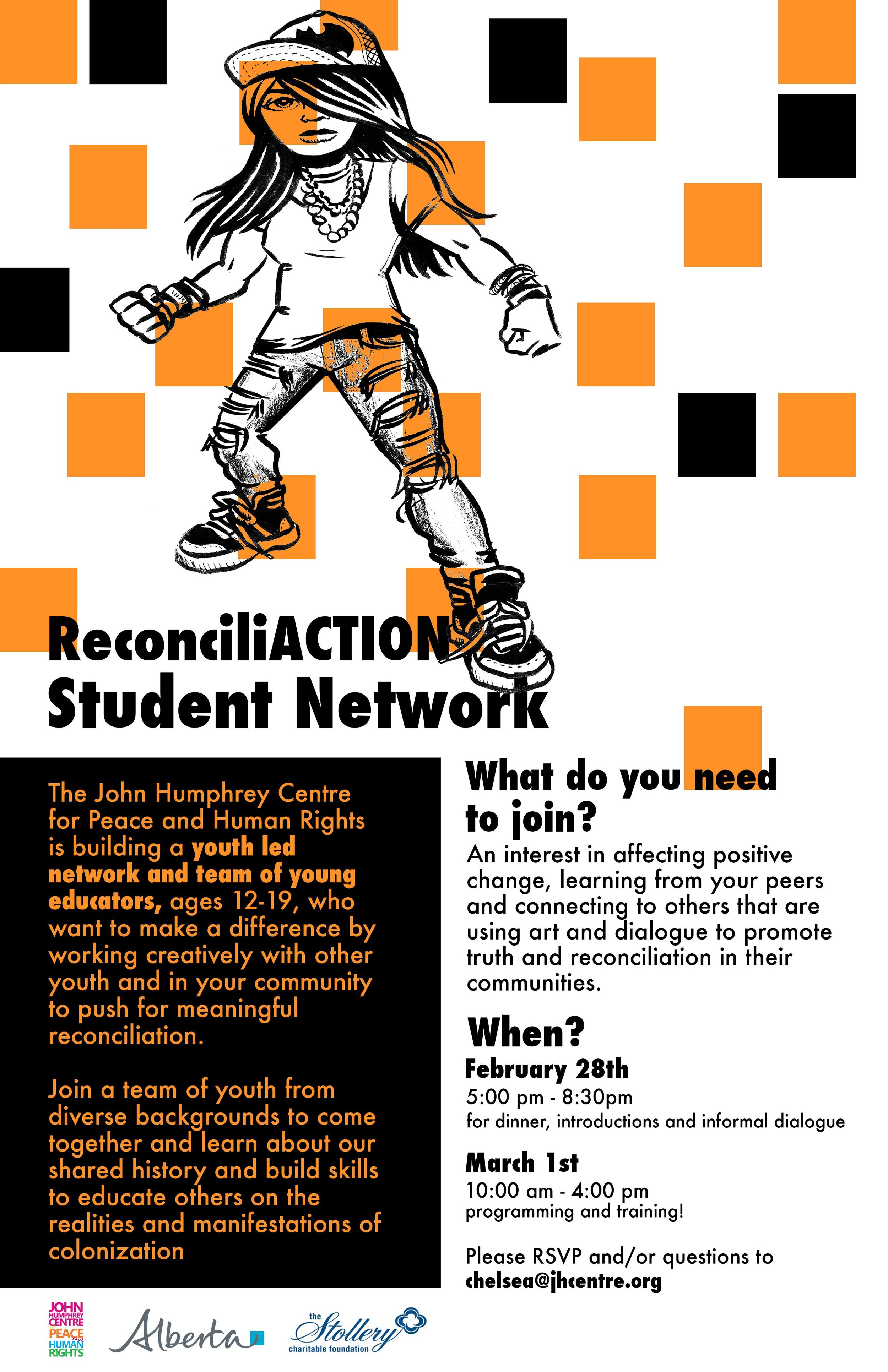 Youth Network Poster