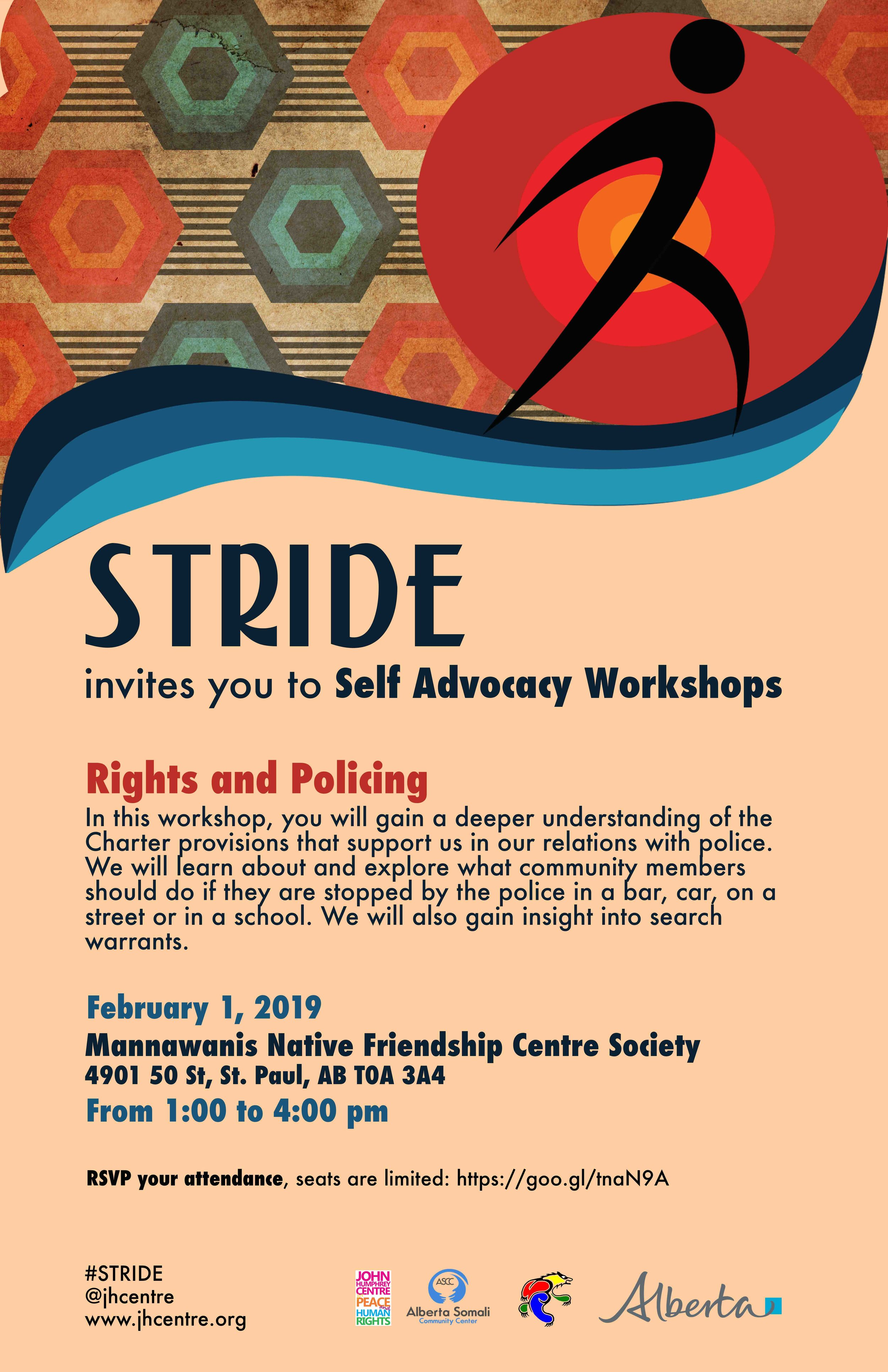 Rights & Policing - StPaul Stride