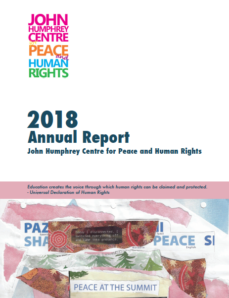 JHC  2018 Annual Report