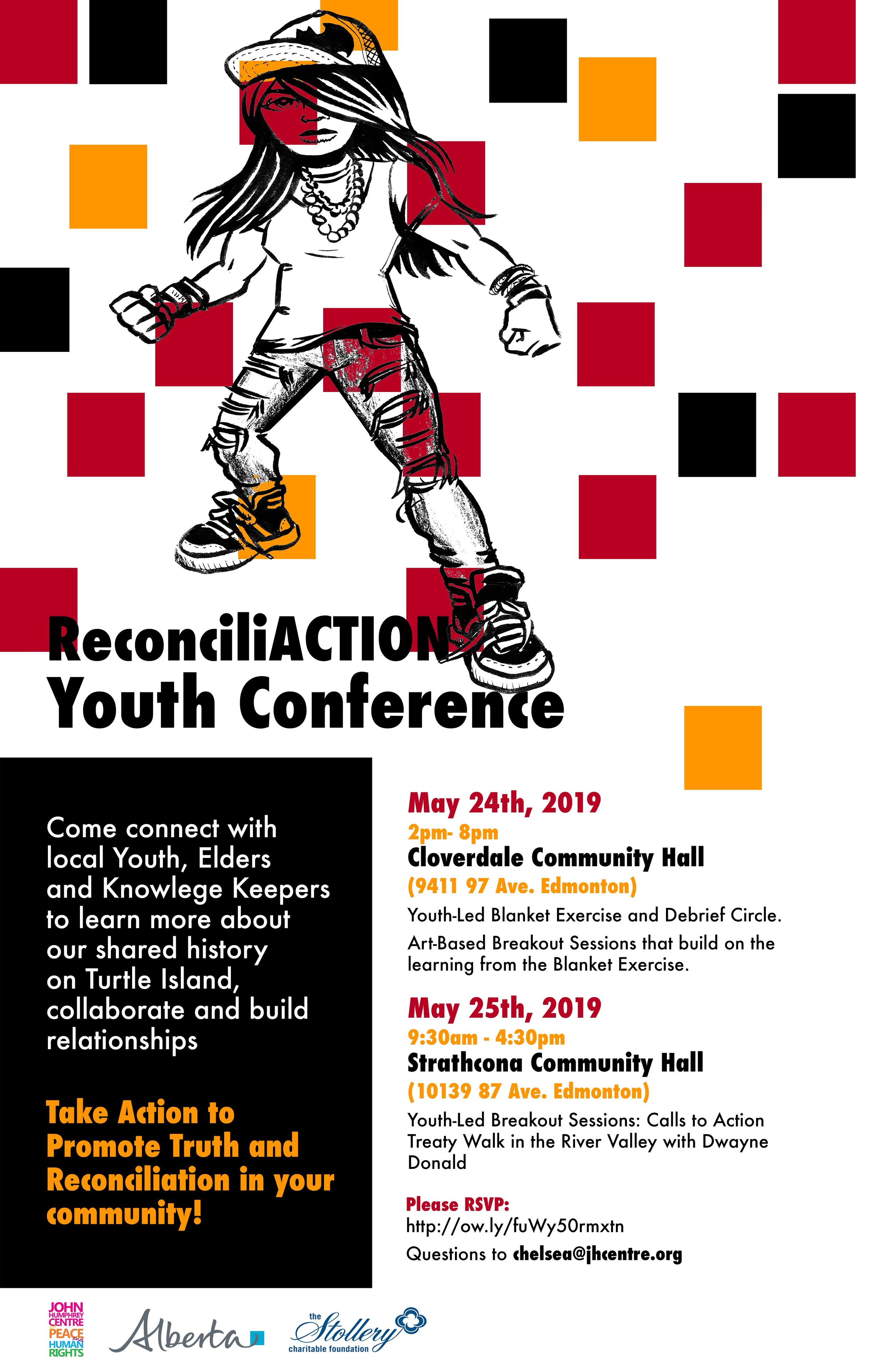 ReconciliACTION Youth Conference - Poster