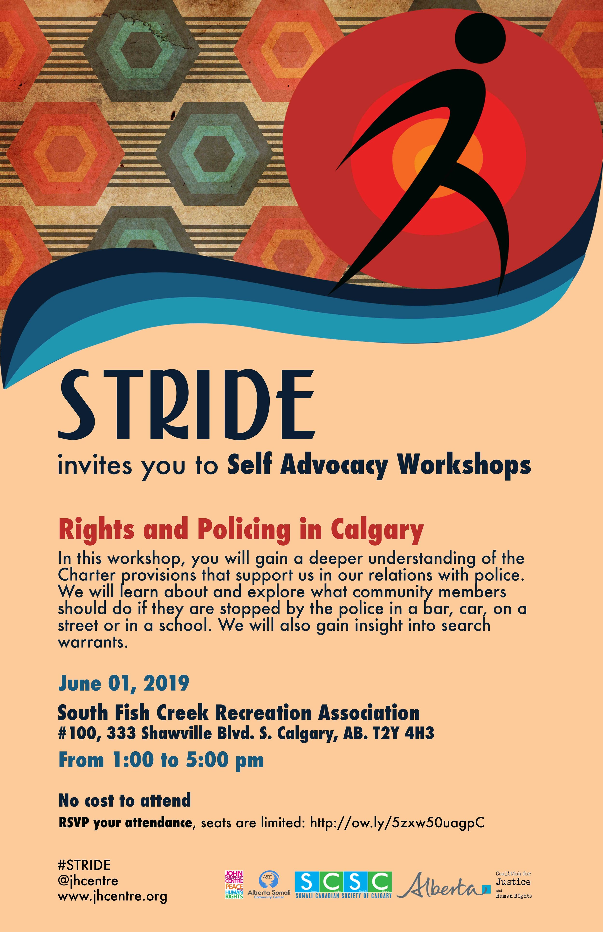 Rights and Policing, Stride Calgary