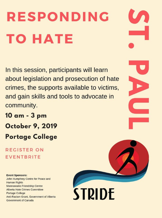 Stride St. Paul: Responding to Hate