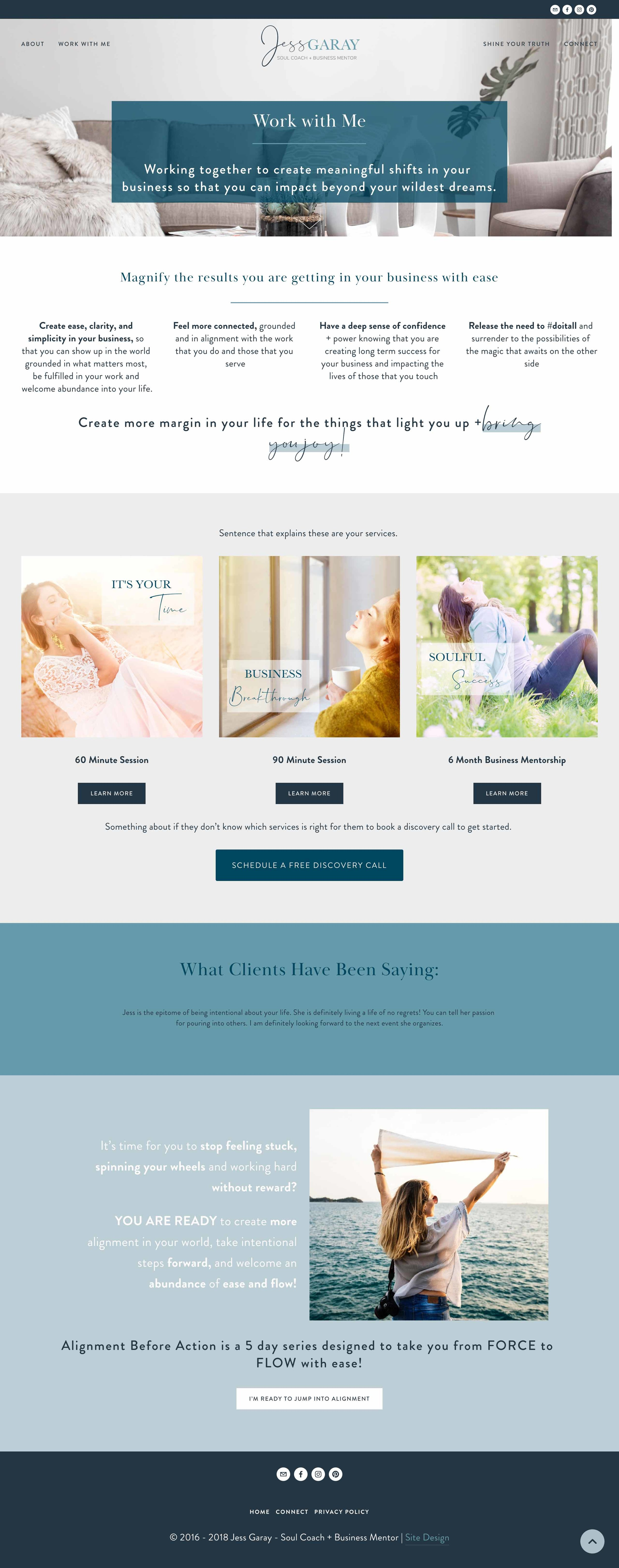 Custom Squarespace website design for business and life coaches by Alexander Design Co.jpg