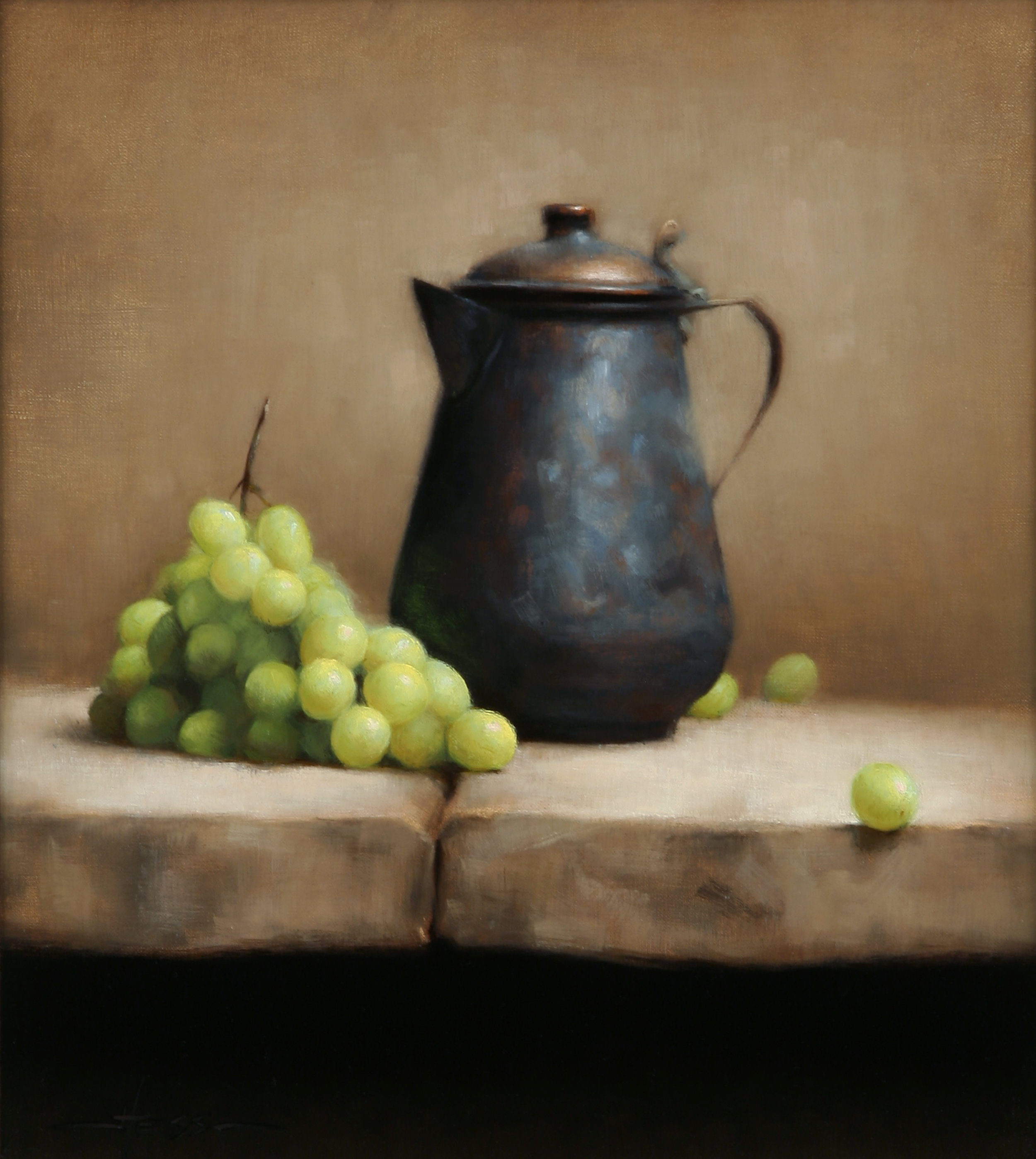 Still Life with Grapes and Pitcher II.jpg