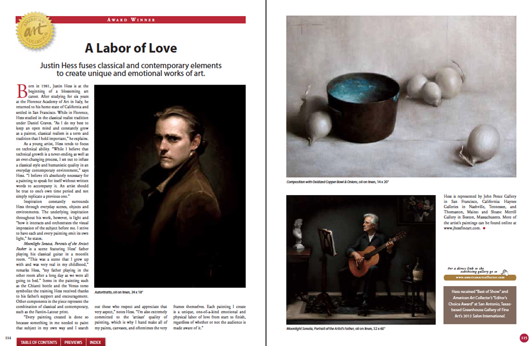 American Art Collector - June Issue 2013