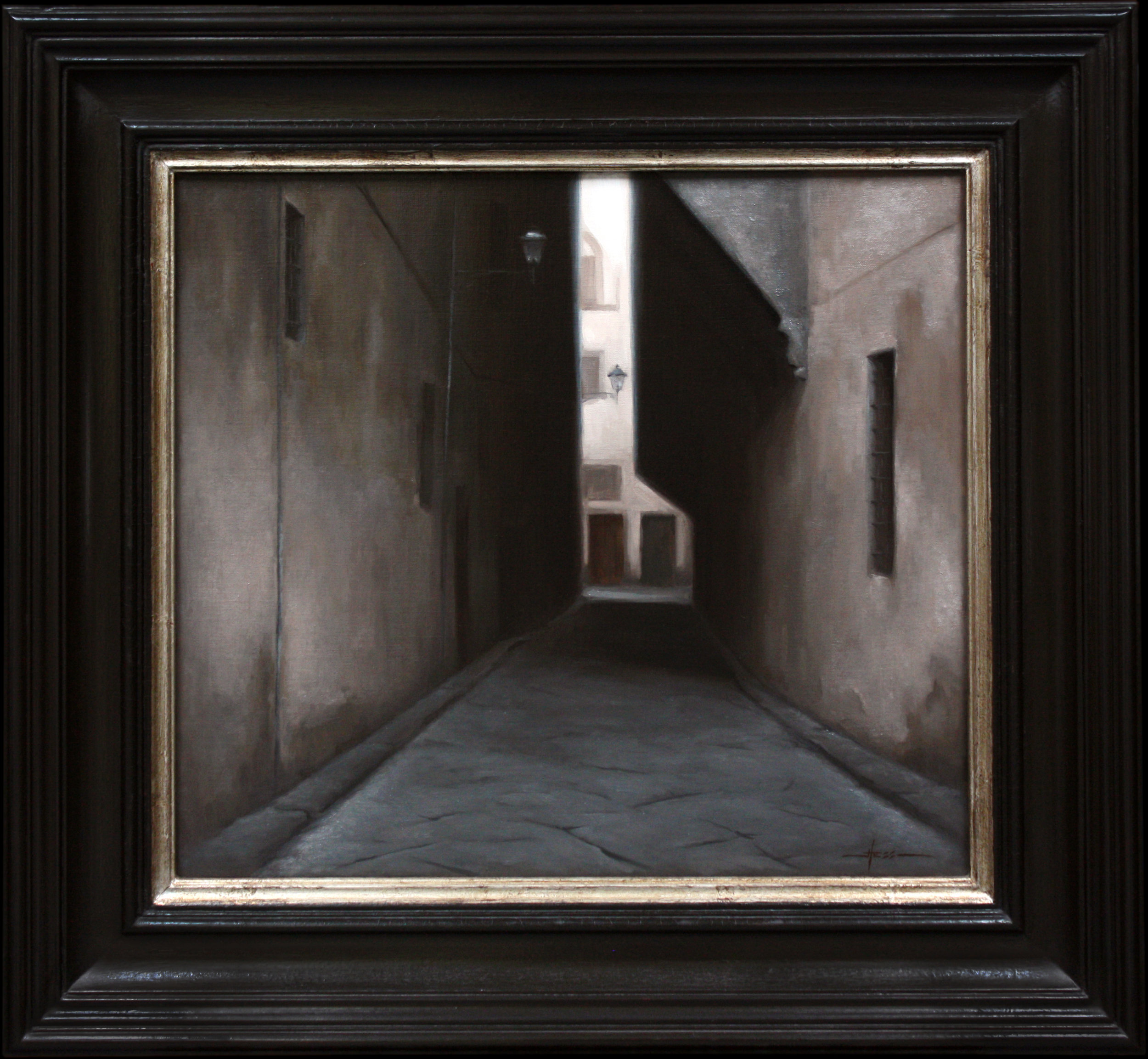 Via delle Brache, 130 years after Sargent (Frame).jpg
