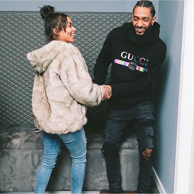 Roll in Peace #neighborhoodNIP ... Great father , community supporter, legendary artist , Unconditional love for @laurenlondon ... LA and HipHop Culture ,we lost one of our Leaders for this New Generation!!!