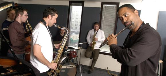 The Peabody Jazz Ensemble