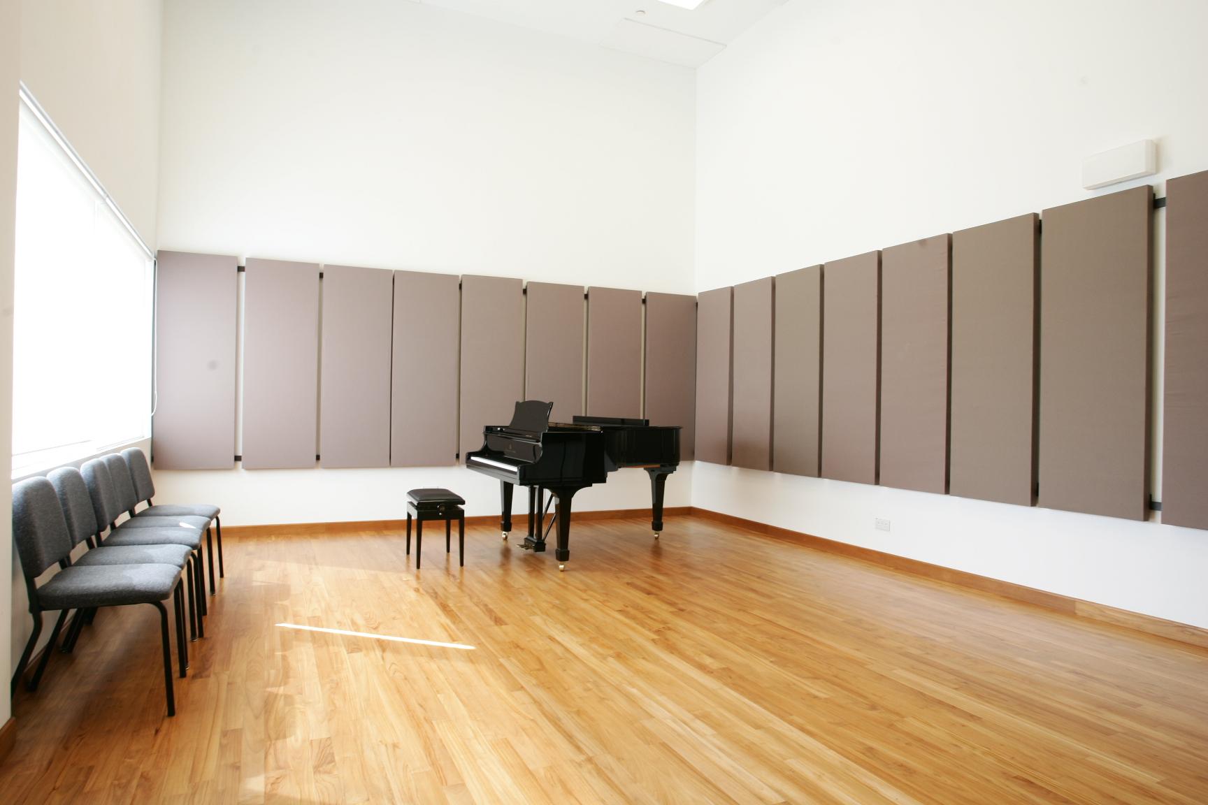 Ensemble Rooms