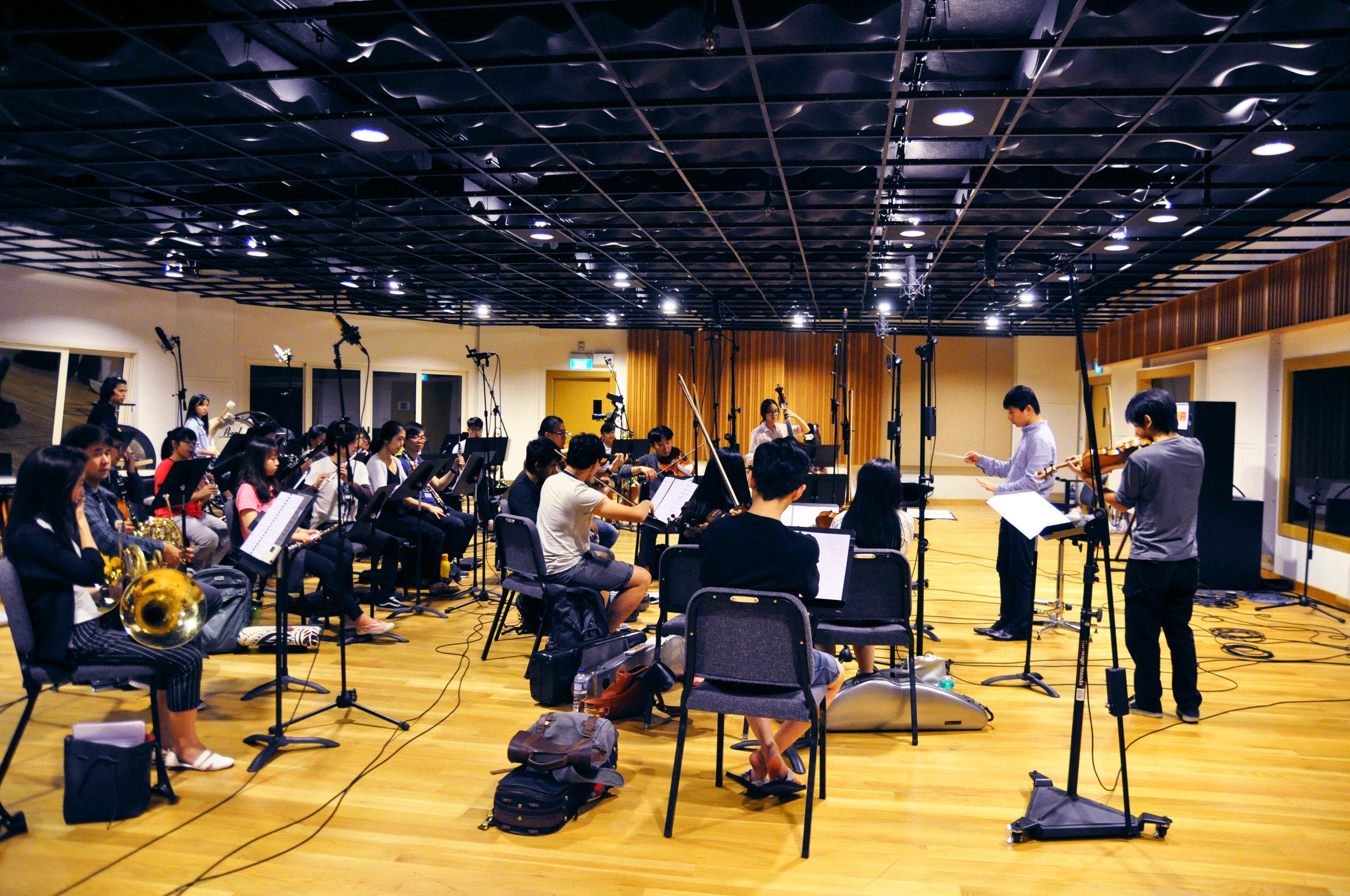 Recording Studio (Myanmar Project)