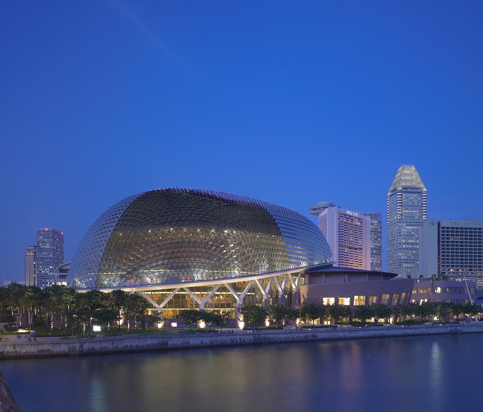 Photo courtesy of Esplanade – Theatres on the Bay