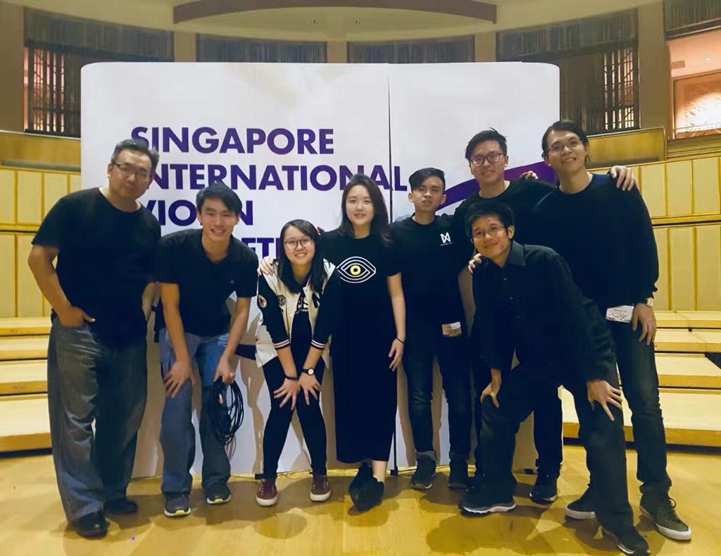 On-site at the Singapore International Violin Competition