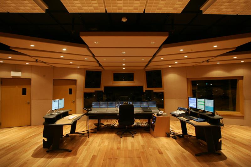 YST Conservatory Recording Studio