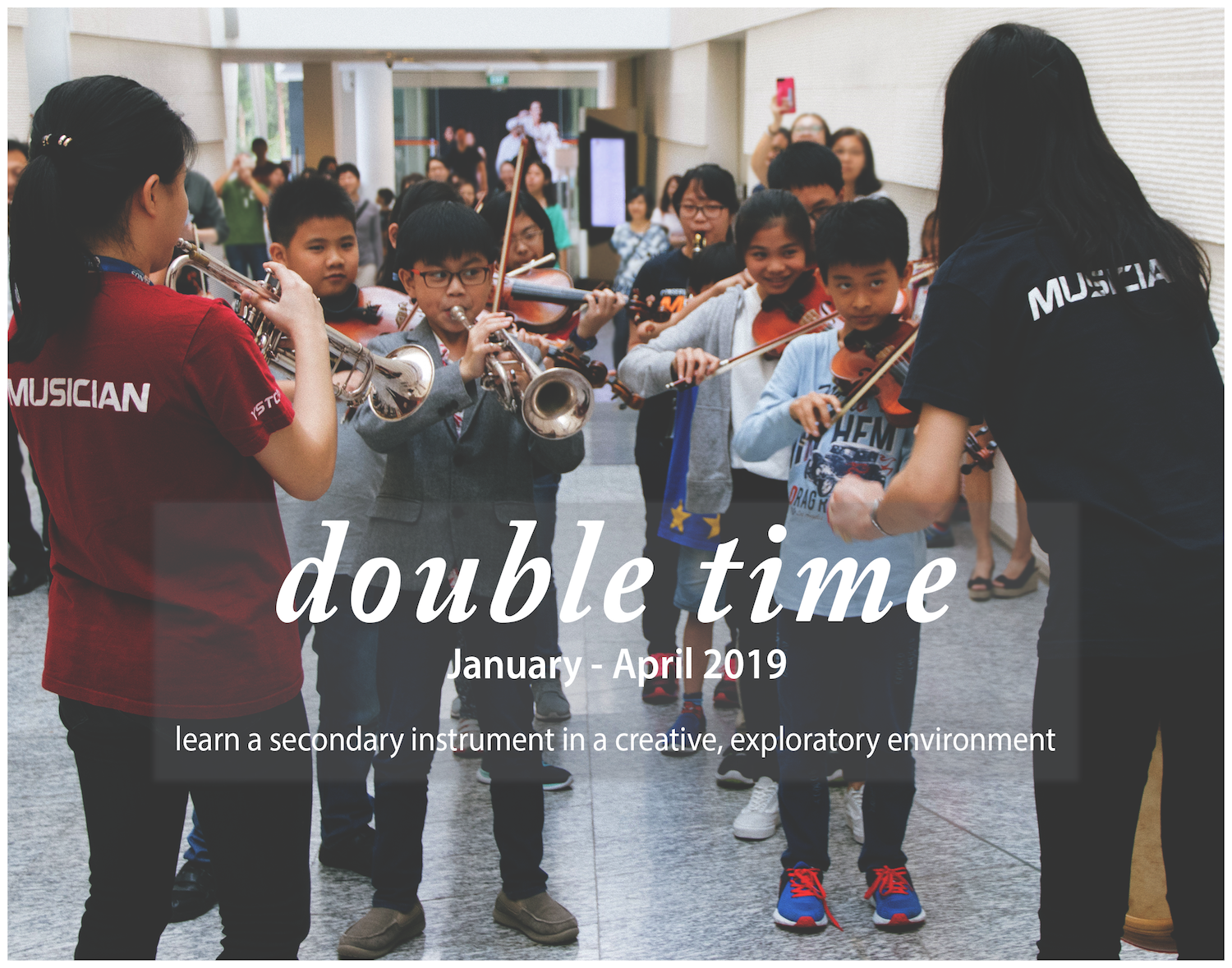 Double Time at YST Conservatory