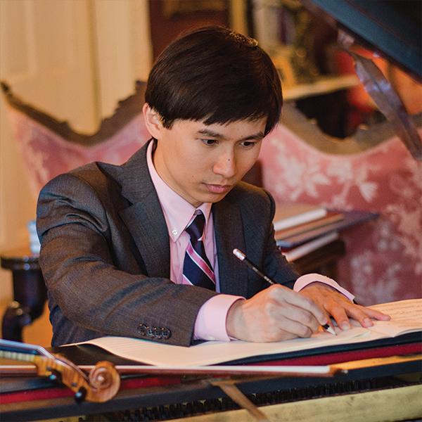 CHEN ZHANGYI,  composer