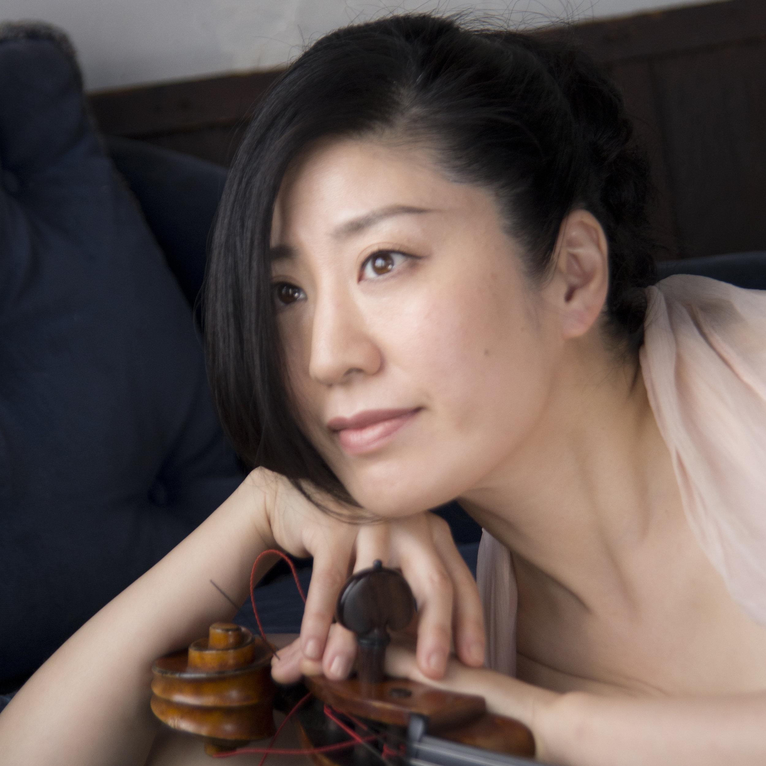 YUKO MIYAGAWA,  cello