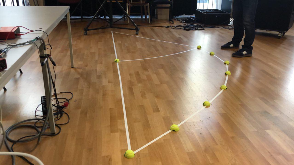 Visualising concepts with physical demonstration