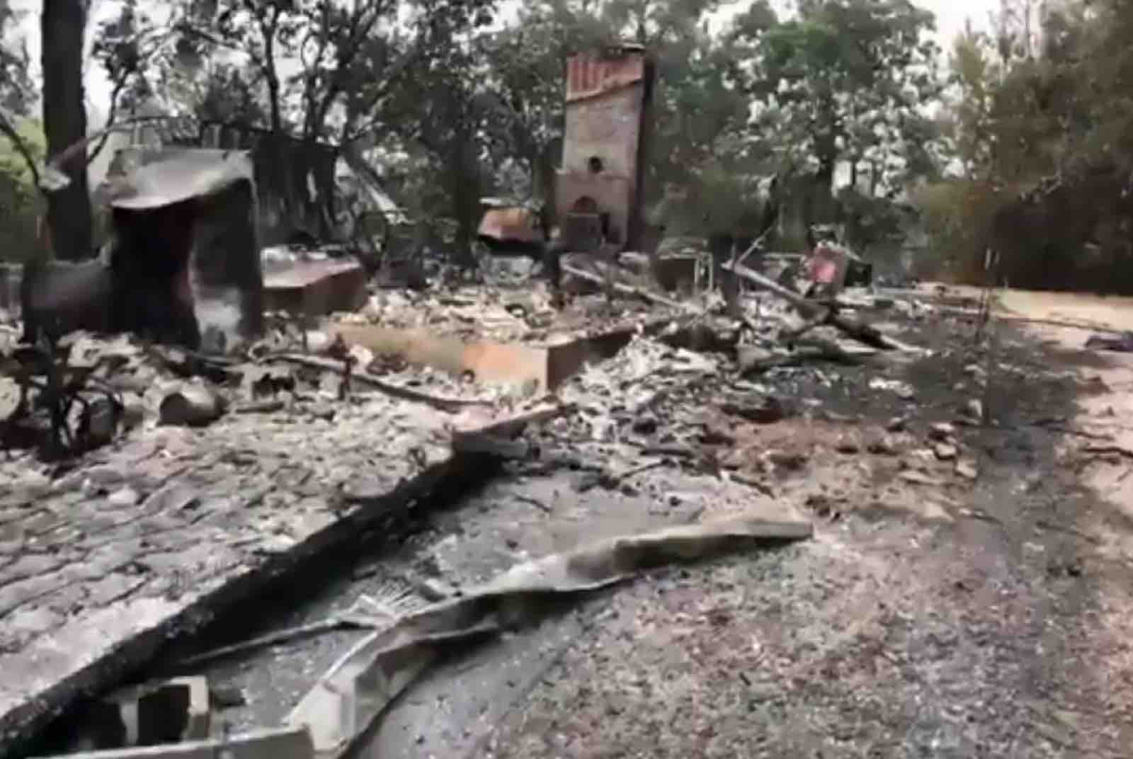 Higgins Family - Gofundme: Brian Higgins Home Lost in Carr Fire