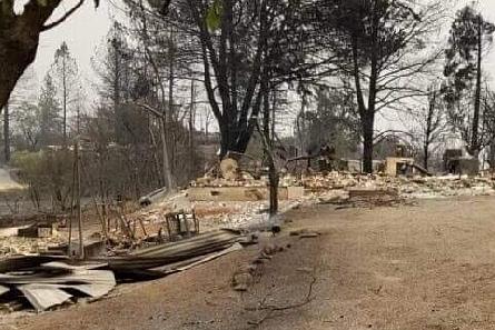 Parker Family - Gofundme: Carr fire fam help