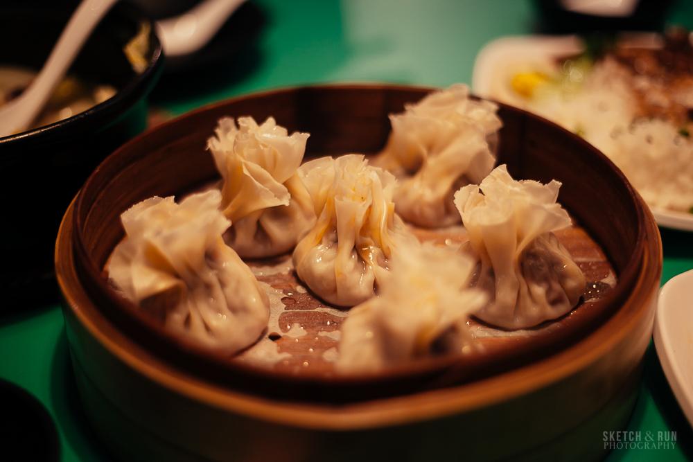 sumi, dumplings, beijing, china, food, sketch and run