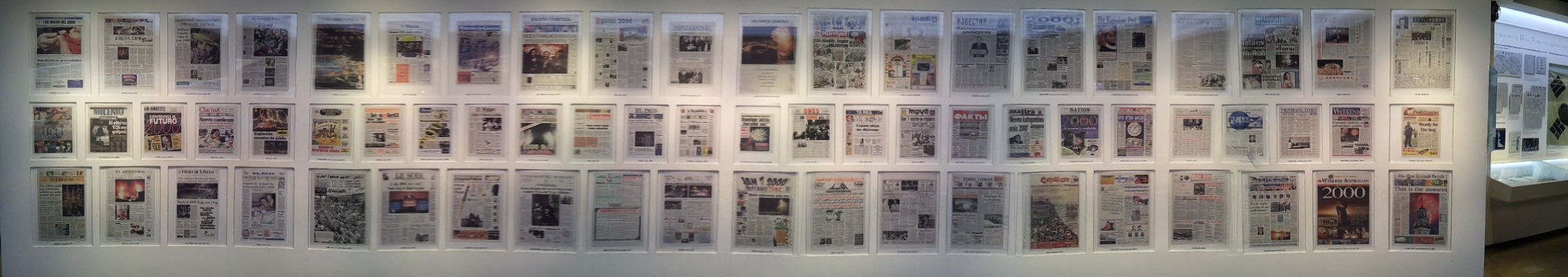 channel A newspaper