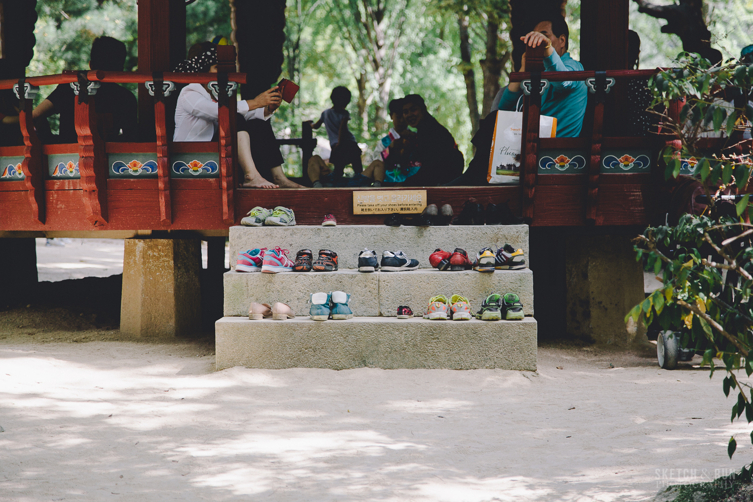 Shoes Korean Folk Village