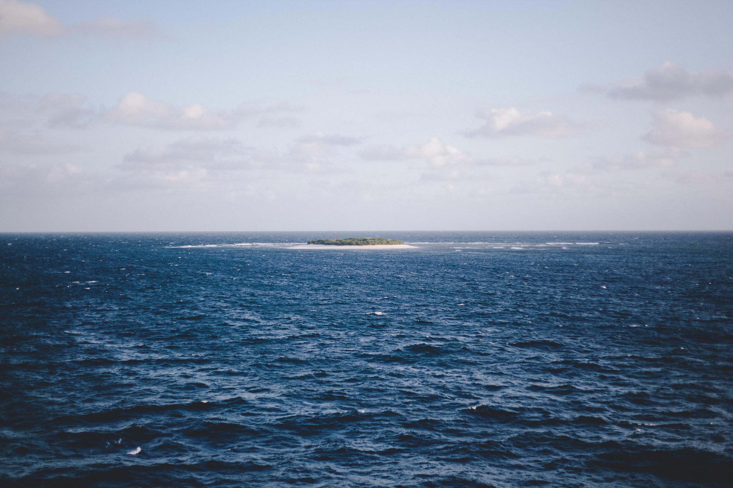 island, sea, ocean, pacific