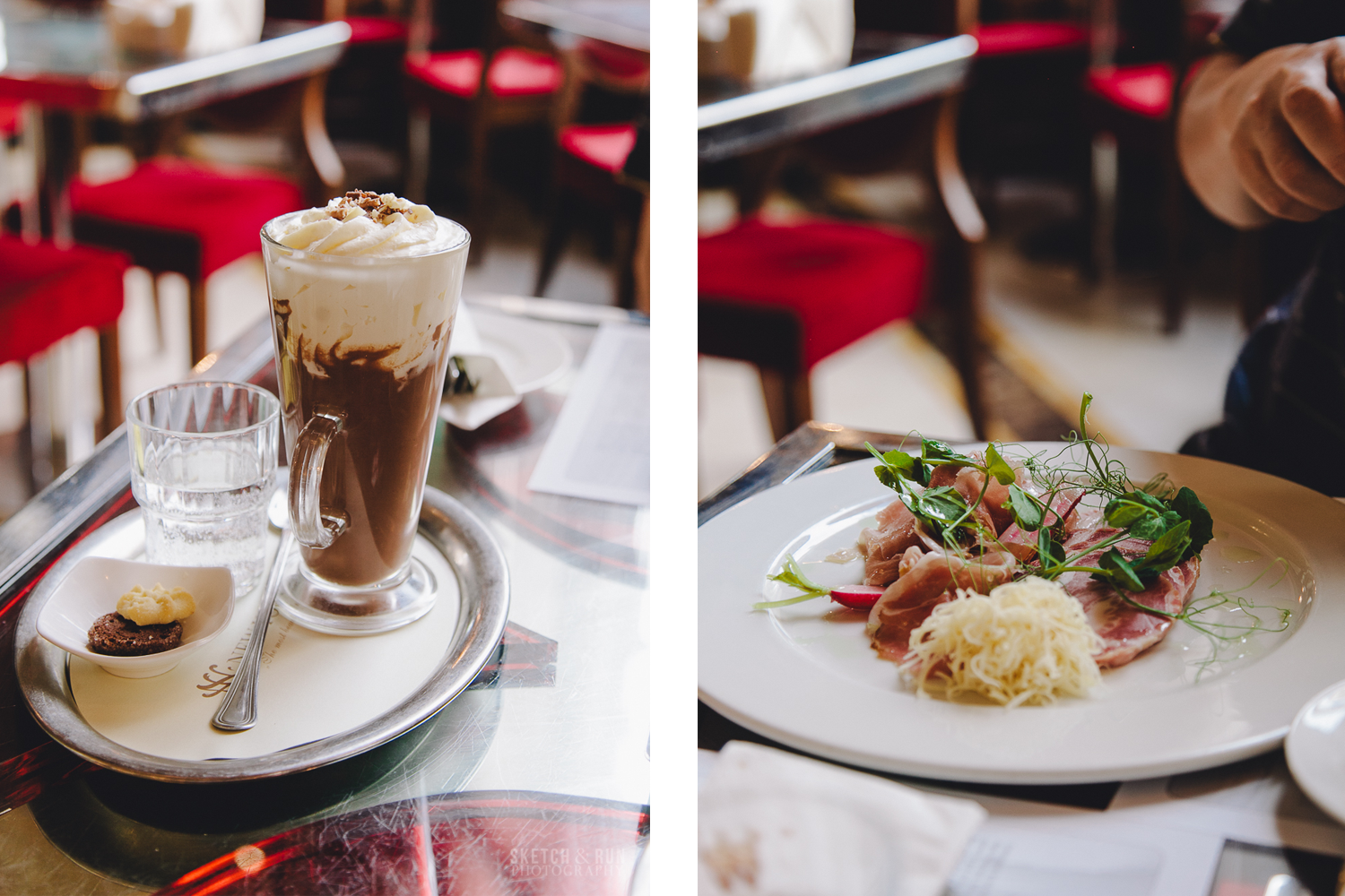 New York Cafe, coffee, food, lunch, Budapest, Hungary