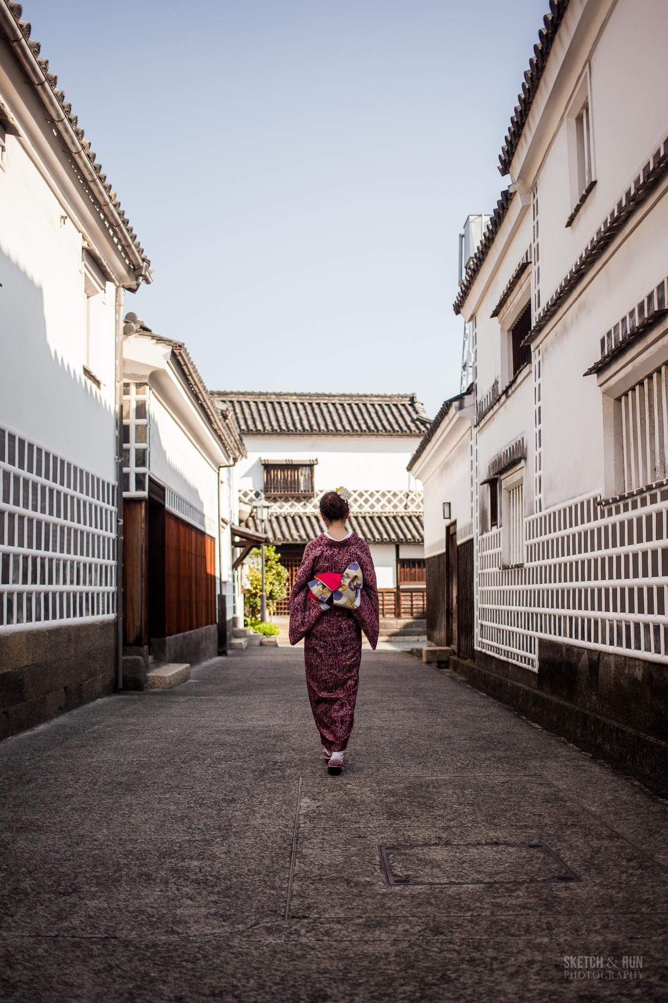 Portraits in Kurashiki -