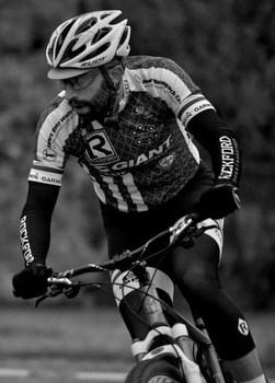 Derek cycle racing cycling