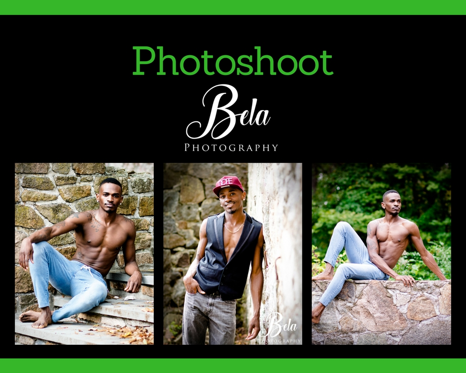 Male - Photoshoot