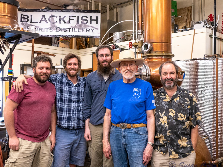 Blackfish Spirits family