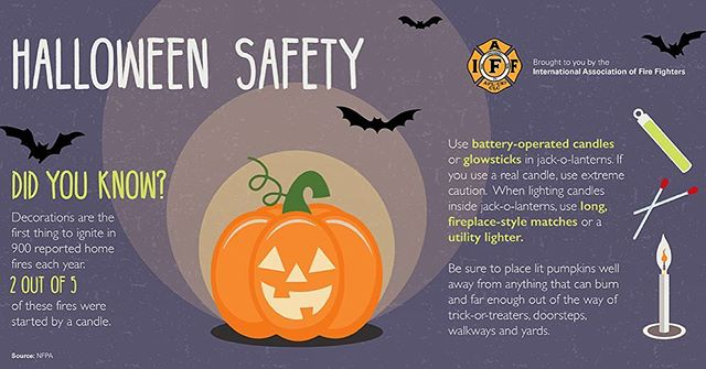 Be seen, be safe this #Halloween. Stay visible with glow sticks and reflective costumes. #IAFF #GreenburghFirefighters #Greenburgh #GUFA1586 #Hartsdale #Fairview #Greenville #Edgemont