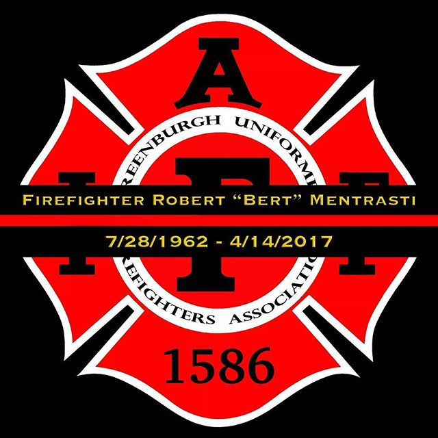 "It is with deep sadness we inform you of the Line of Duty Death of our Brother, Firefighter Robert ""Bert"" Mentrasti due to 9/11 related cancer. Brother Mentrasti recently retired on December 31st, 2016 at 54 years old after a 31 year long career.  Wake: Ballard Durand Funeral Home 72 East Main Street Elmsford, New York Monday, April 17th 4-9pm Tuesday, April 18th 4-9pm  Funeral: Sacred Heart Church 10 Lawton Ave (off North Central Ave) Hartsdale, New York  Wednesday, April 19th 9:45am"