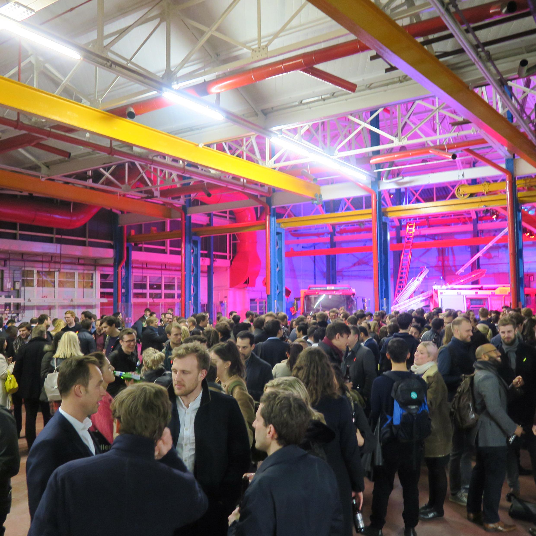 Yada Launch Event - 8 Albert Embankment / The Workshop   Sponsors: U+I & Pilbrow & Partners  24th November 2016
