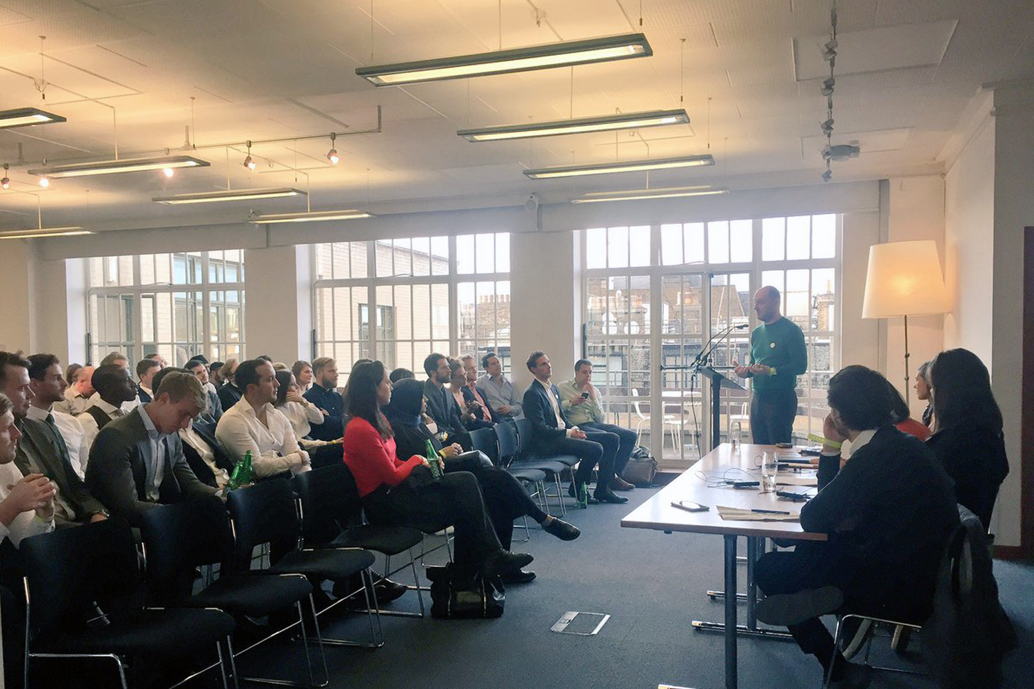 Yada Debates - You're Never Too Young To Change The World   In Partnership with RIBA  14th September 2017