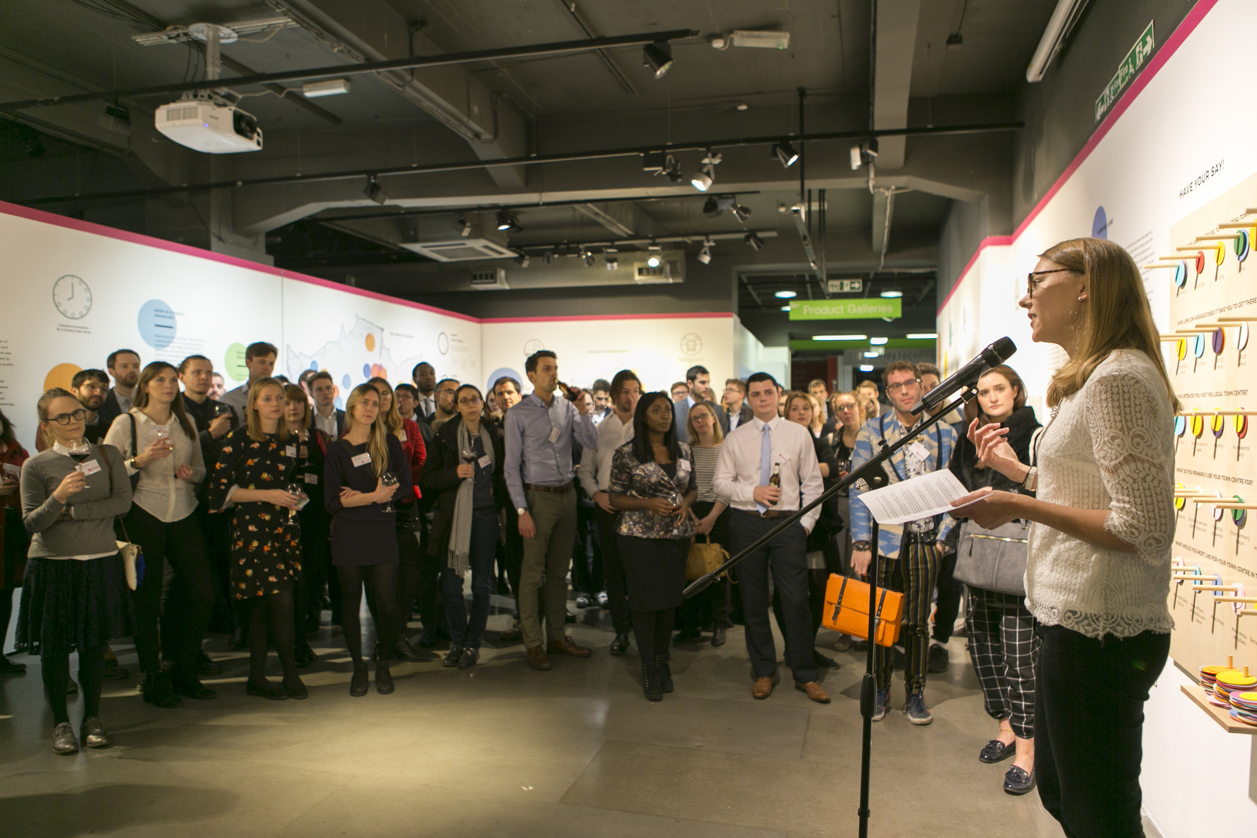 Yada @ NLA - NextGen Christmas Networking Event   In Partnership with New London Architecture  5th December 2017