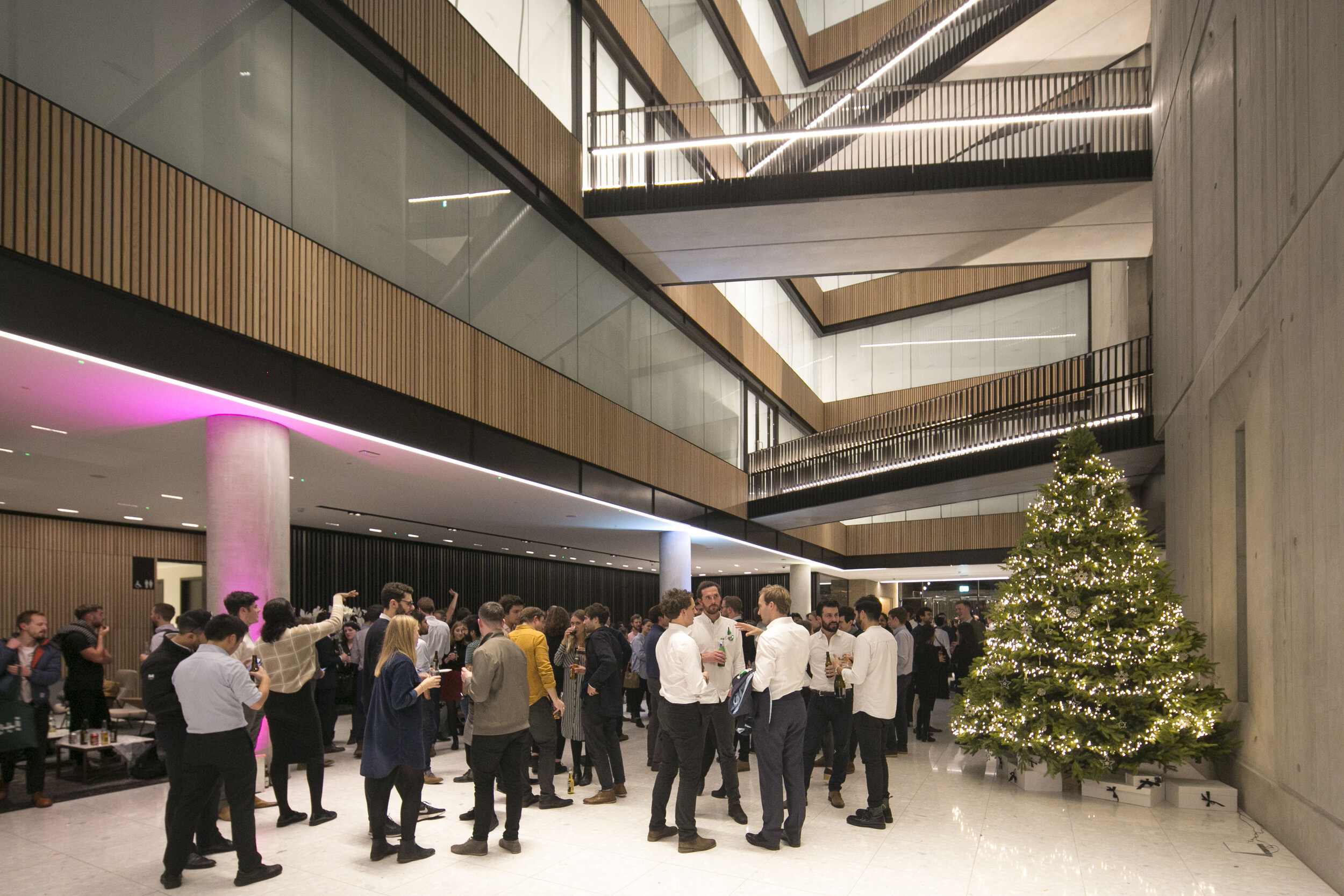 Yada @ Television Centre - White City   Sponsors: Mitsui Fudosan and AHMM  5th December 2018