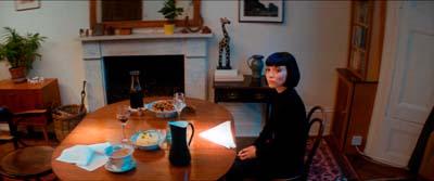 A Girl Goes For Dinner
