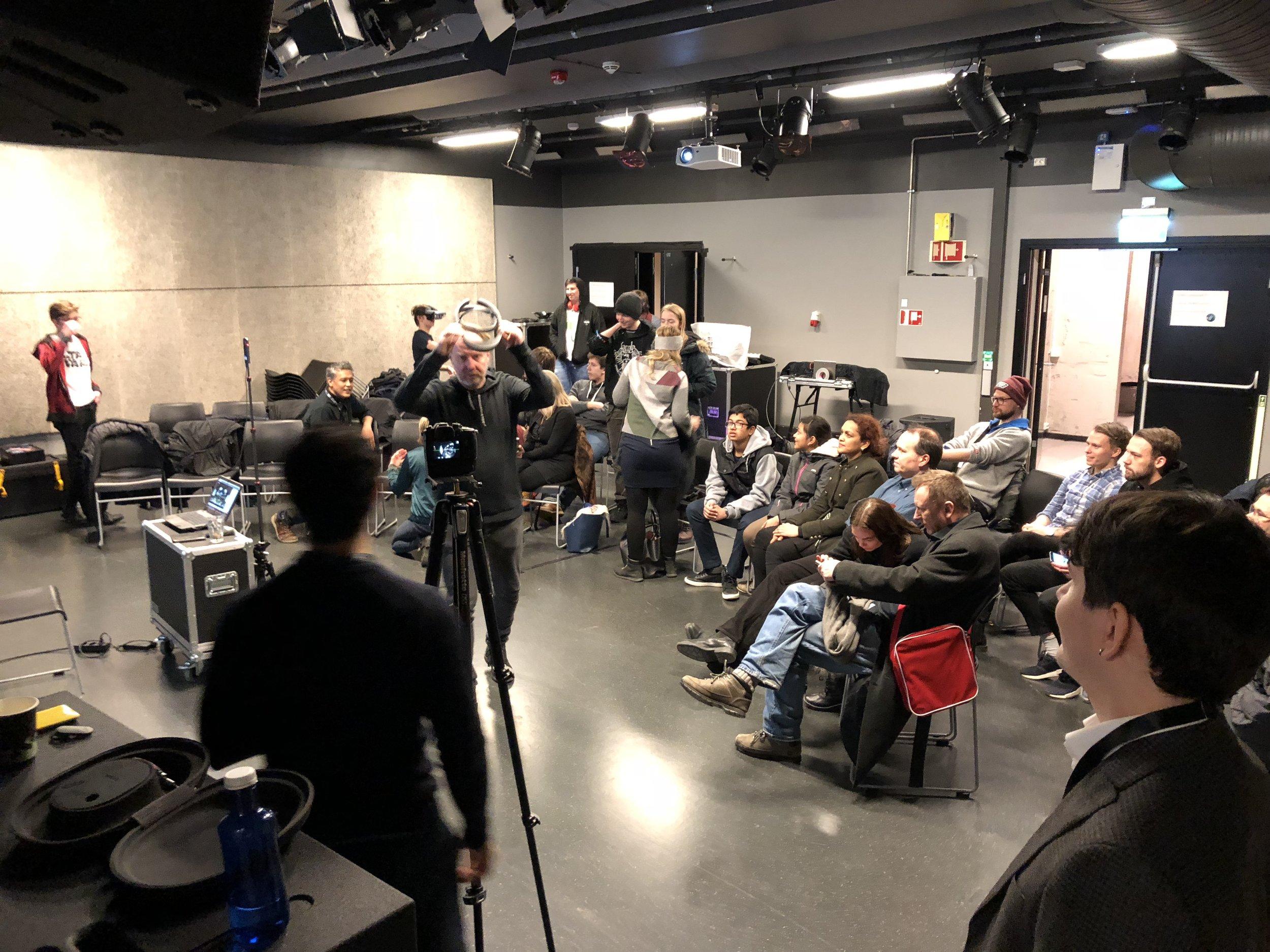 AR Bootcamp workshop