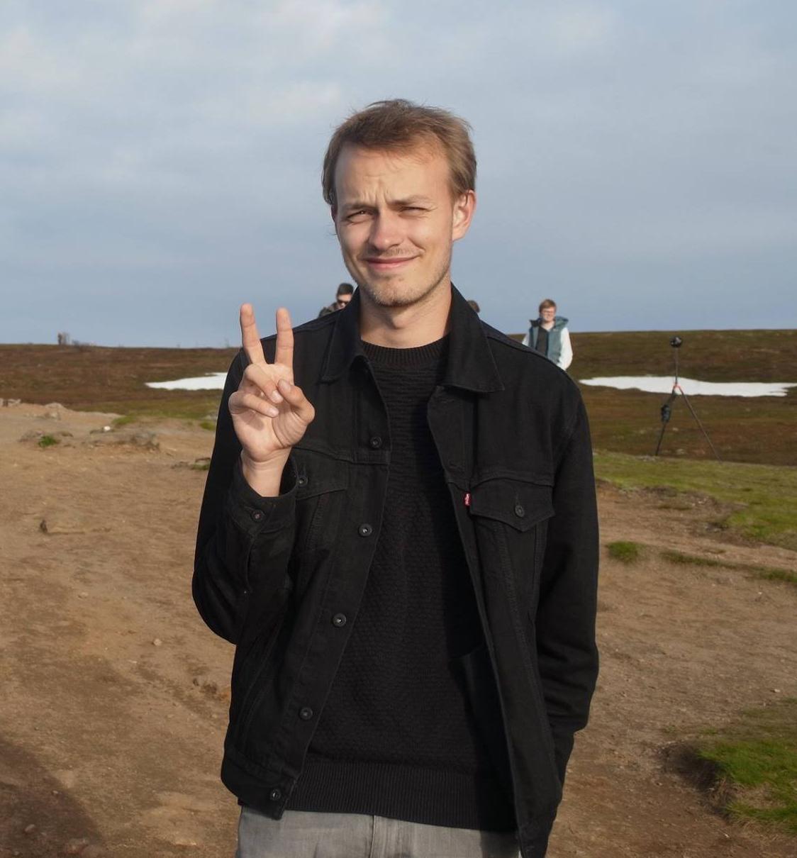 Adrian Ejsing (Denmark)