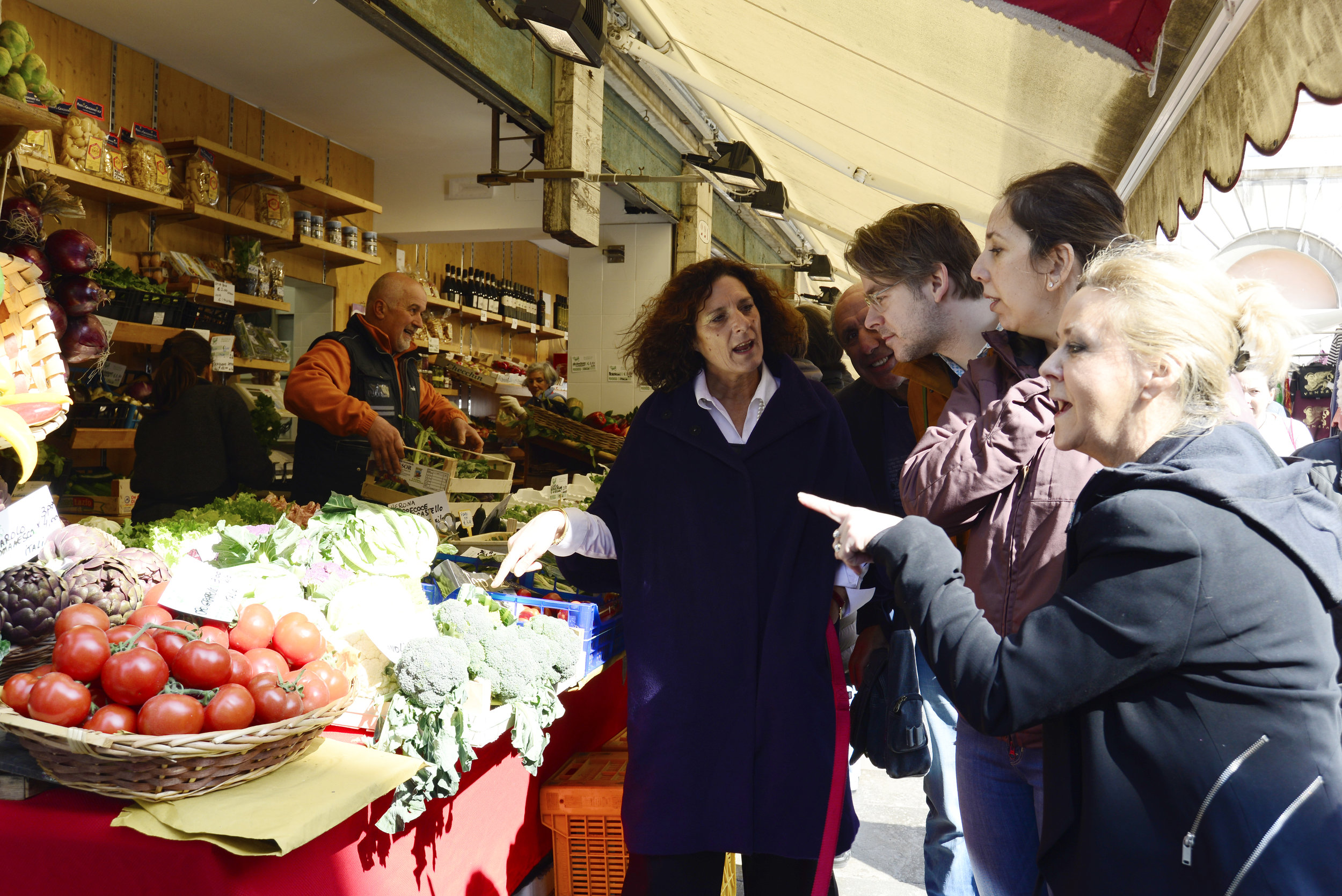 Cooking School Enrica Rocca Venice London