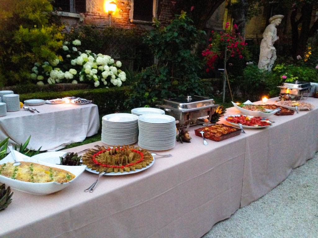 Catering Events Enrica Rocca Venice