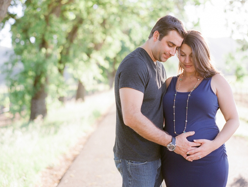Napa Maternity Photography