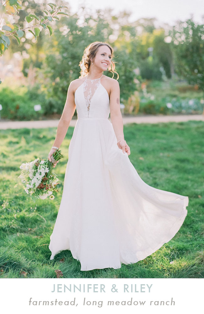 Farmstead Wedding Napa Wedding Photographer
