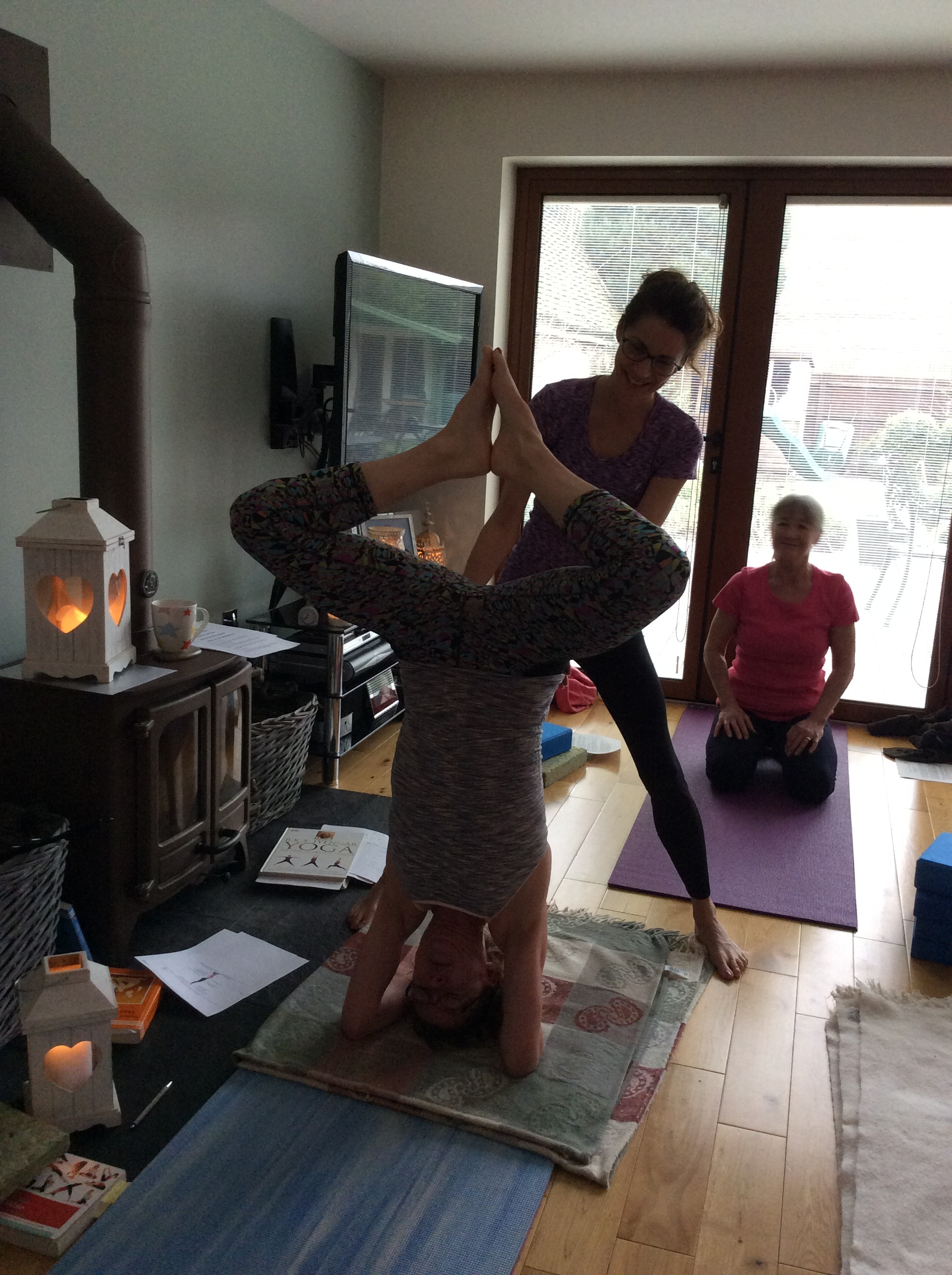 Sunday Workshop: Journey to Headstand