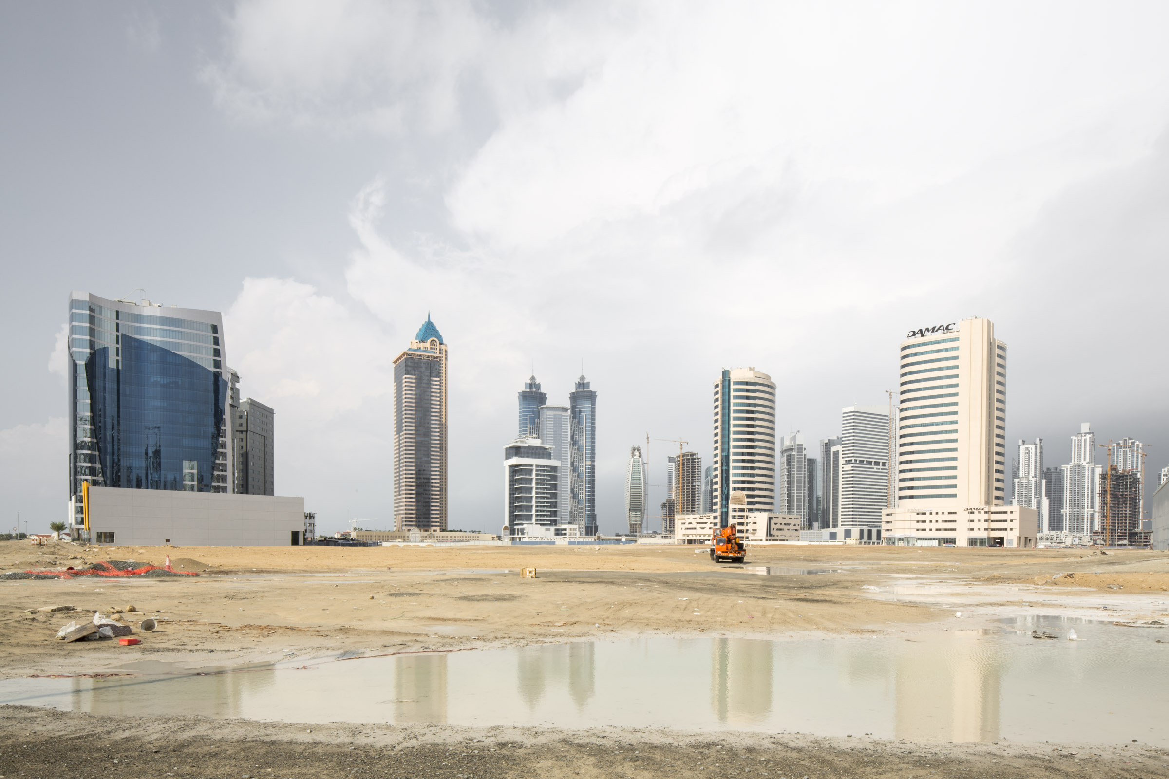 Business Bay, Dubai UAE (2013)