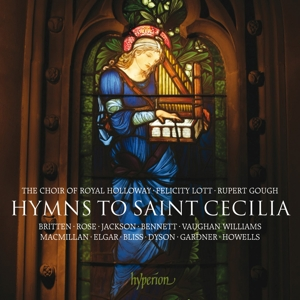 The Choir of Royal Holloway   Hymns to Saint Cecilia (2013)  Solo: Live Forever, Glorious Lord